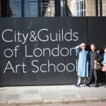City and Guilds of London Art School, we're happy to see you again!